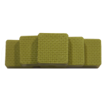 Chupon-Greentea-Squares-Single